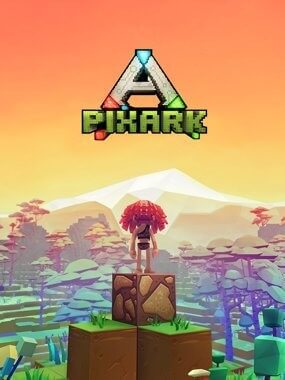 PixARK logo