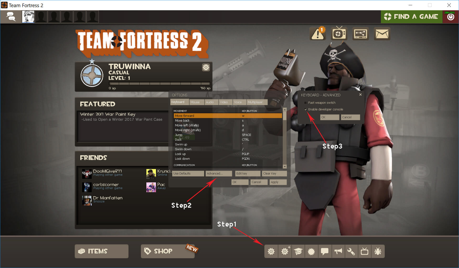 Team Fortress 2: How to connect via IP - GameserverKings